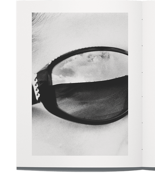 Chanel drawing black and white. Spring eyewear collection add