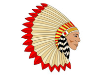 Native american clipart. Free indian clip art