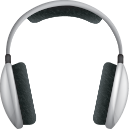 Headphone transparent file. Collection of free headphones