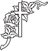 Headstone clipart. Image for monument cross