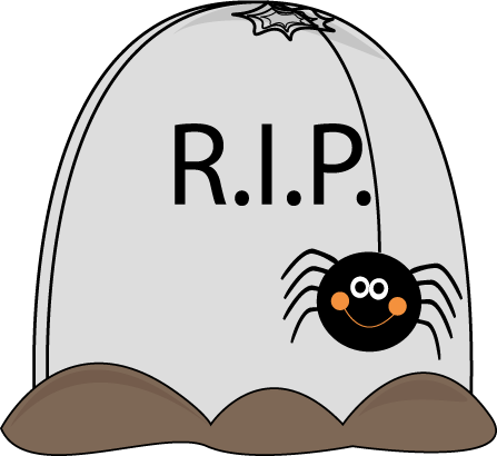 Angry clipart spider. Free tombstone graphics download
