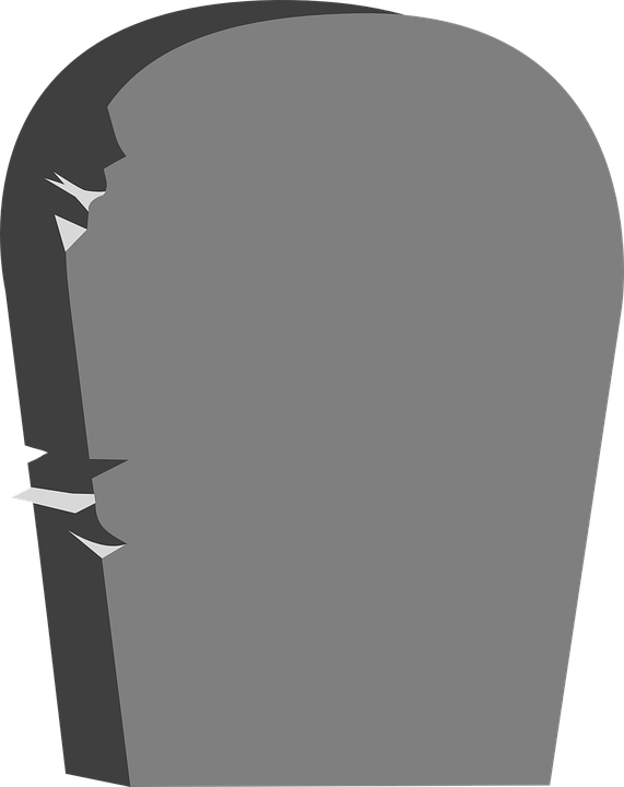 Gravestone clipart png. Headstone transparent stickpng download