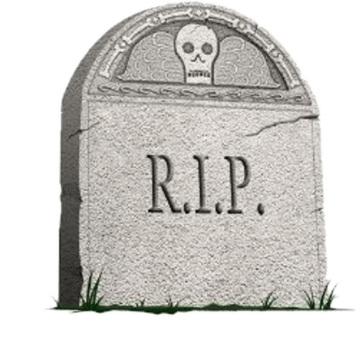 Headstone clipart transparent. Rip png stickpng side