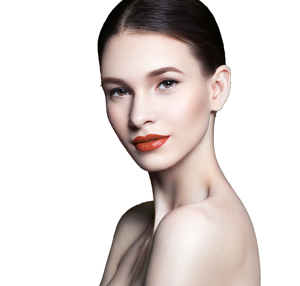 Health and beauty png. Make up eyebrow model