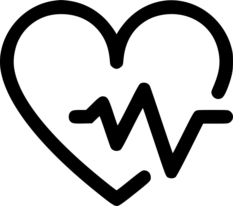 Health and fitness icon png. Heart rate bit analysis