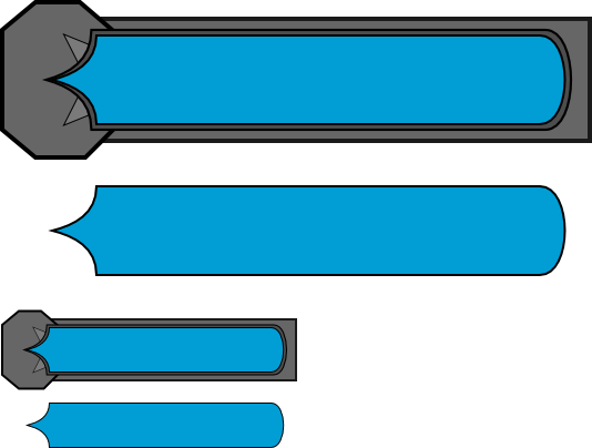 Health bars png. Rpg or shooter hud