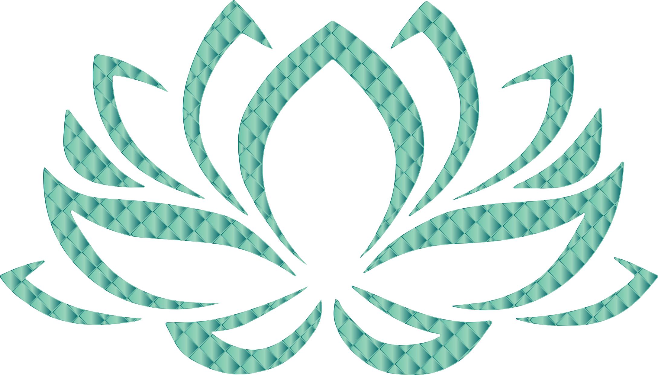 Lotus vector png. Clipart jade flower no