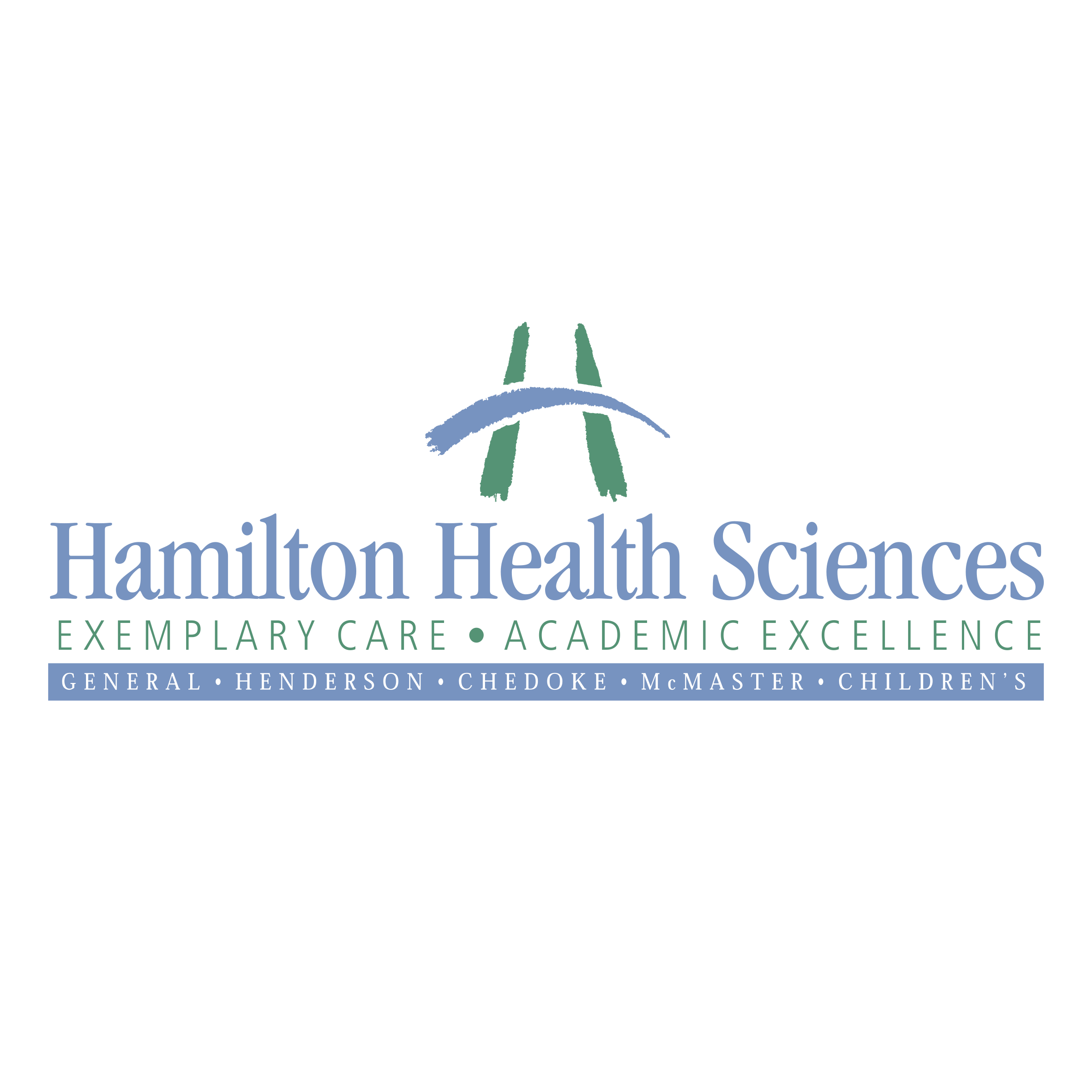 Hamilton vector svg. Health sciences logo png