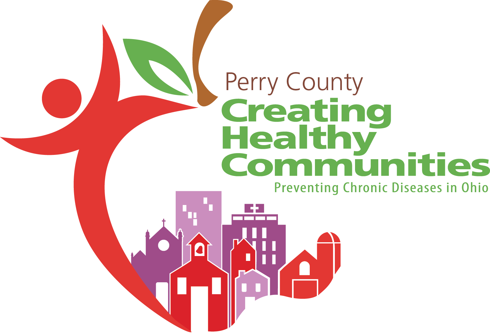Health transparent community. Creating healthy communities perry