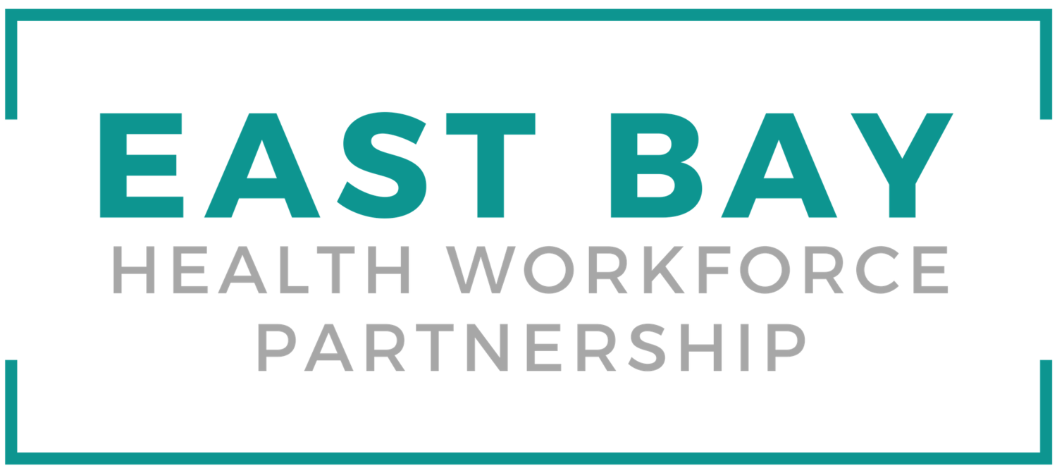 Health transparent workforce. East bay partnership ebhwplogofulltextpngformatw