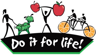 healthy clipart family fitness