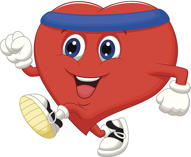 Healthy clipart healthy heart. Pictures clip art running