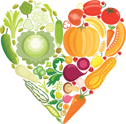 Healthy clipart healthy heart. Megan s top food