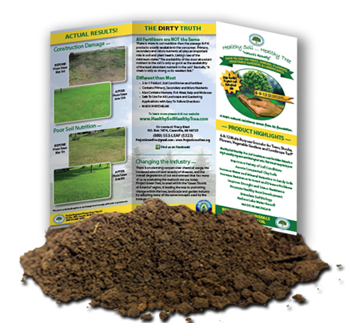 Healthy soil png. Tree nature s remedy