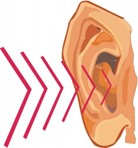 Hearing clipart hearing voice. How to hear the