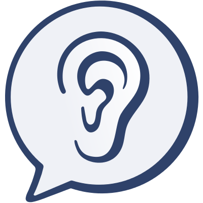 Hearing clipart audiologist. Learn about the types