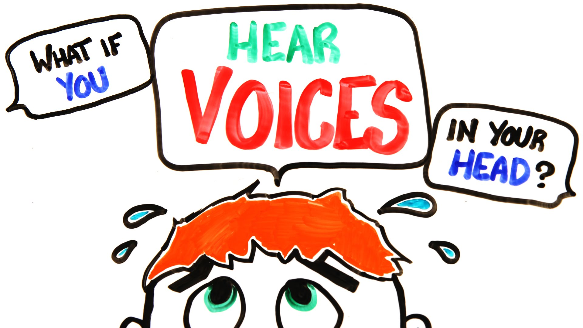 Hearing clipart hearing voice. What if you hear