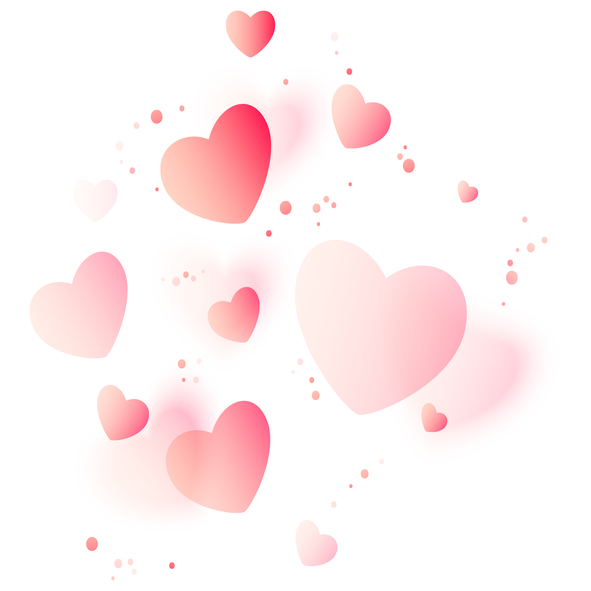 Heart background png. Hd image free download