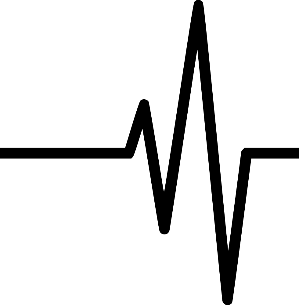 Heart beat png. Svg icon free download