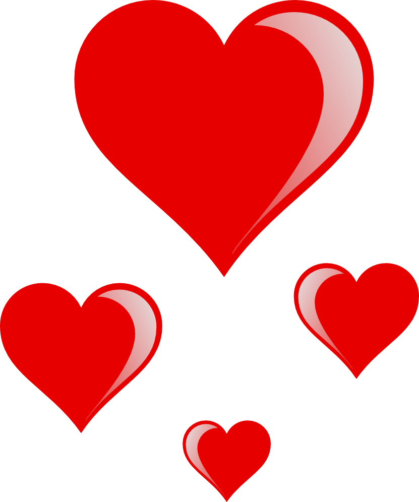 Free heart download clip. Heart, png clipart graphic black and white download