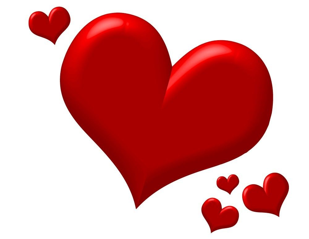 Heart clipart. Love panda free images