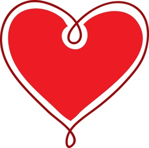 Clip art . Heart clipart image free download