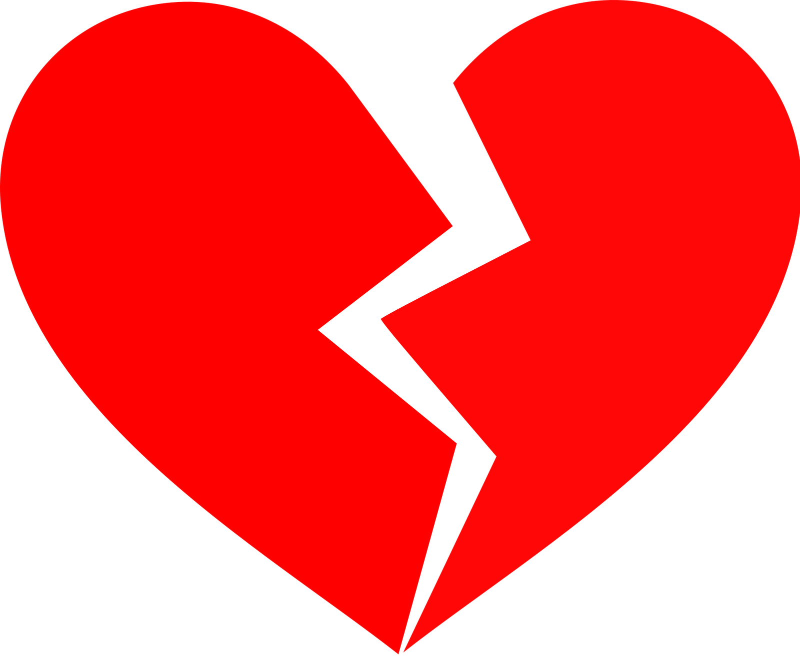 Broken . Heart clipart person jpg download