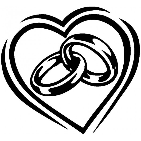 Heart Ring Transparent Clipart Free Download