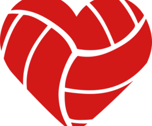 Free cliparts download clip. Heart clipart volleyball clip art freeuse