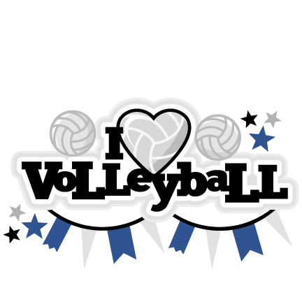 Heart clipart volleyball. Free cliparts download clip