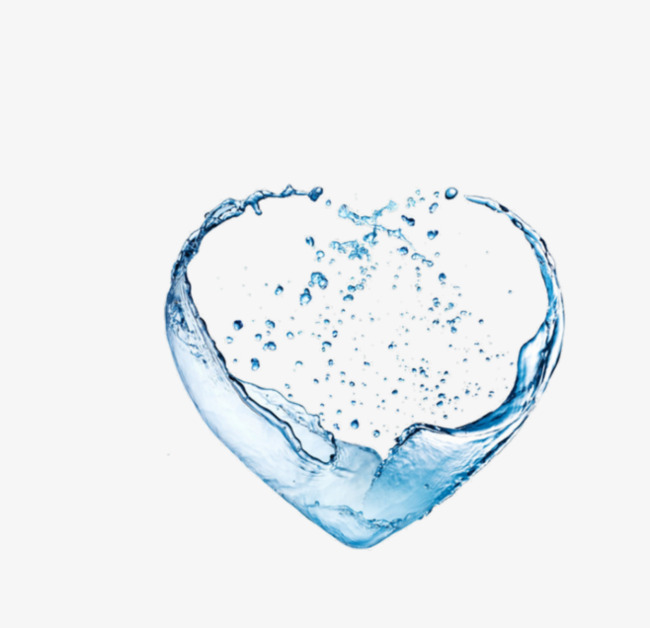 Love drops transparent droplets. Heart clipart water png freeuse