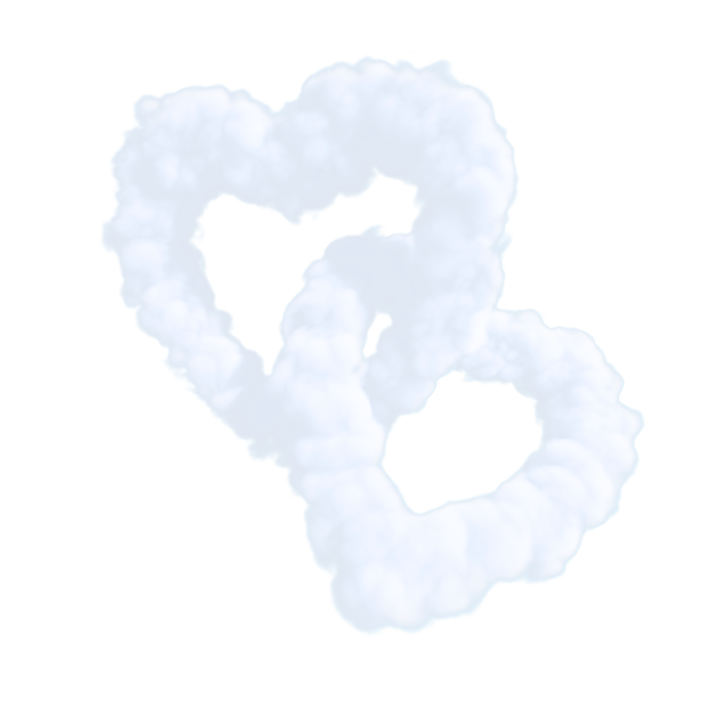 Heart cloud png. Sky computing pattern two