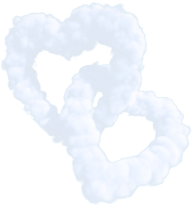 Heart cloud png. Download hd clouds transparent