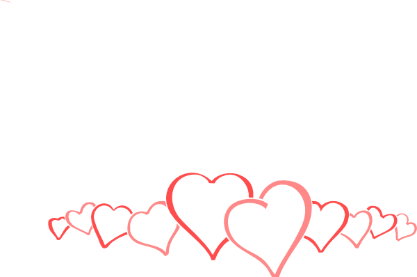 Heart cluster png. Hearts clip art at