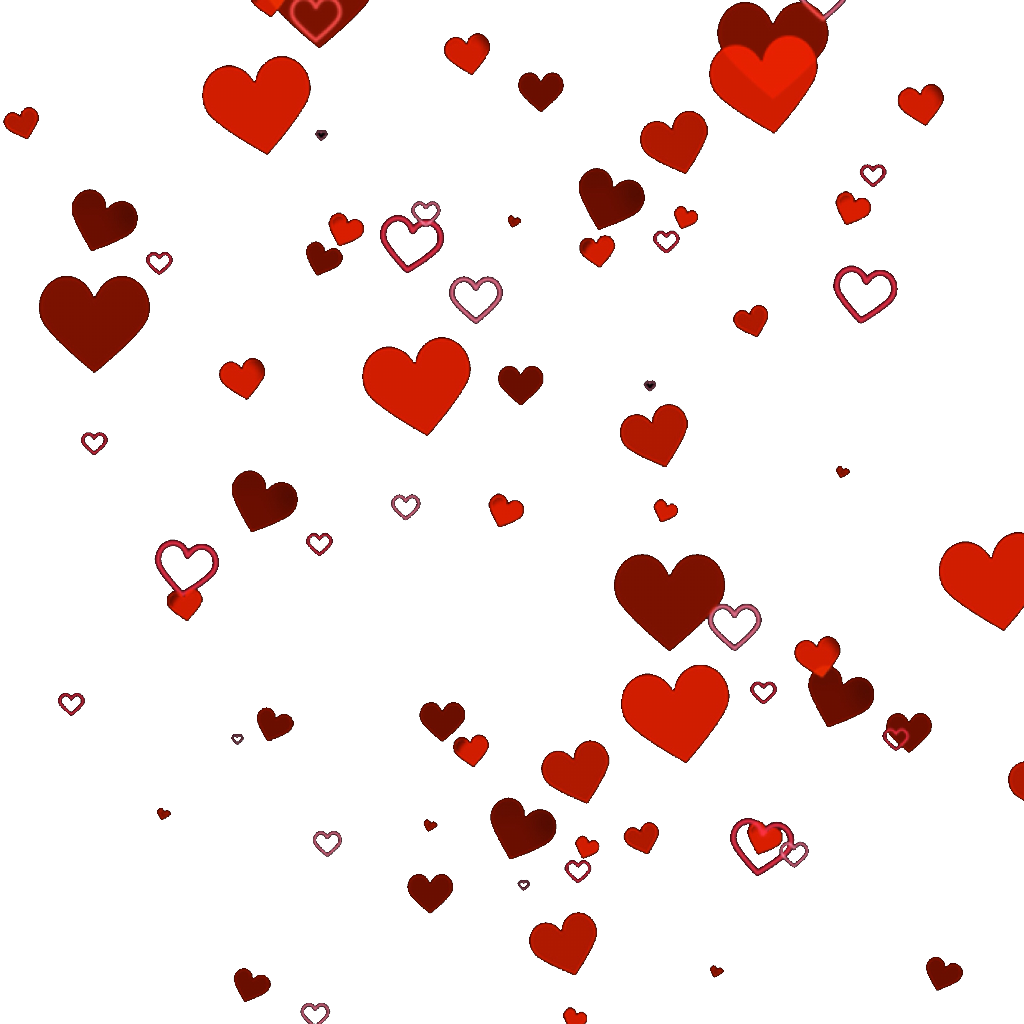 Heart cluster png. Hearts brush heartbrush freetoedit
