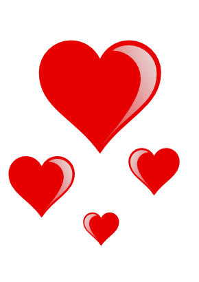 Heart cluster png. Image download free picture