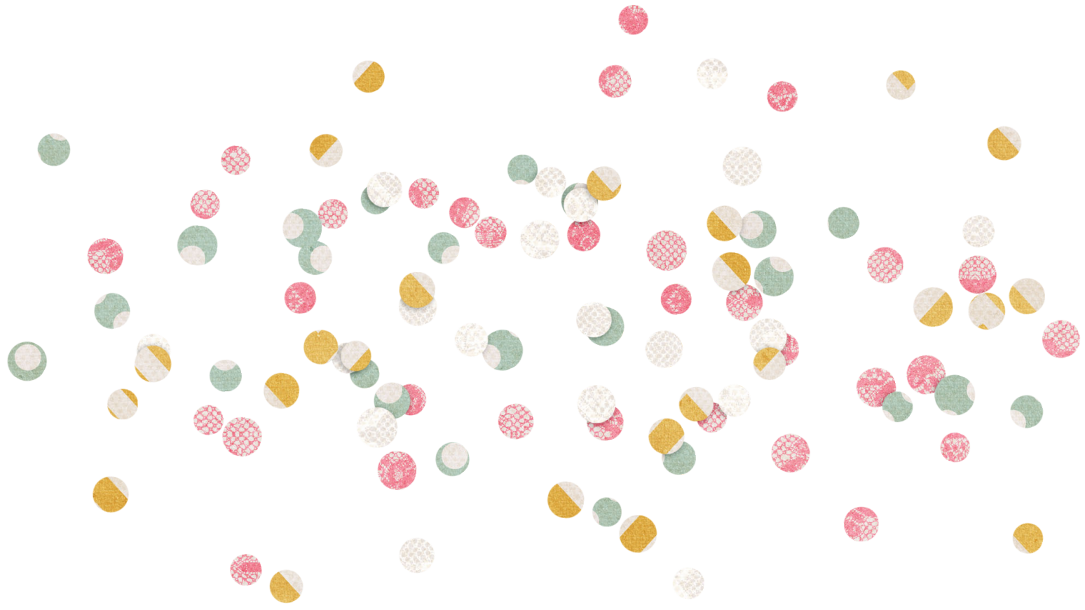 Heart confetti png. Collection of clipart