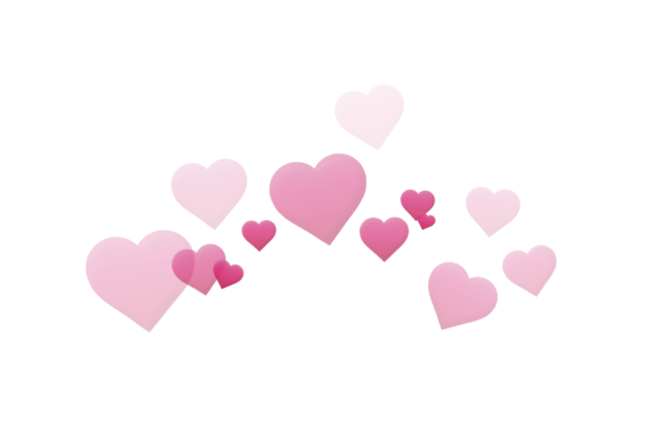 Heart crown png. Heartcrown cute pink tumblr