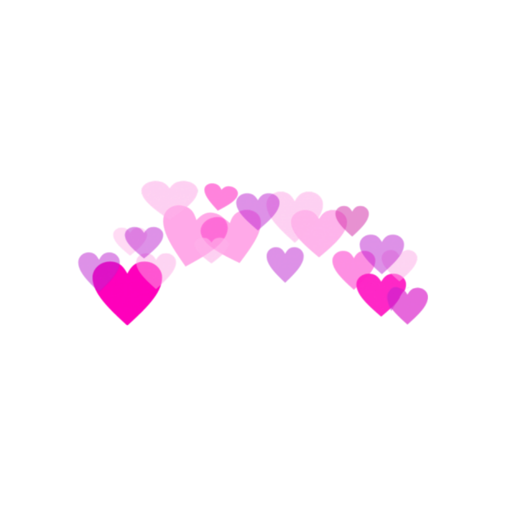 Heart Crown Transparent & PNG Clipart Free Download - YA-webdesign