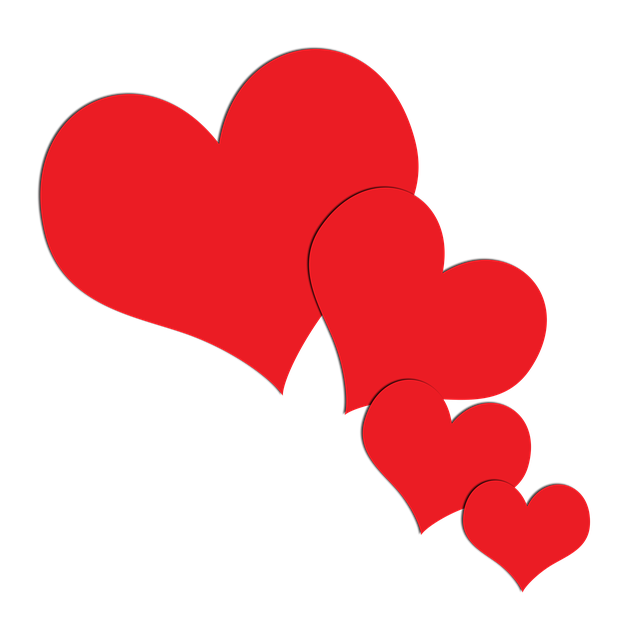 Heart Cuore. Free image on pixabay