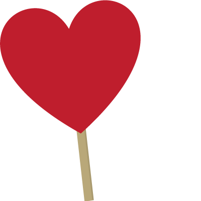 Heart filetype:png. Have a day the