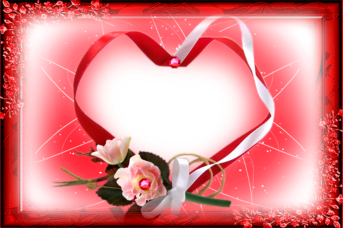 Heart frame png. Images free download