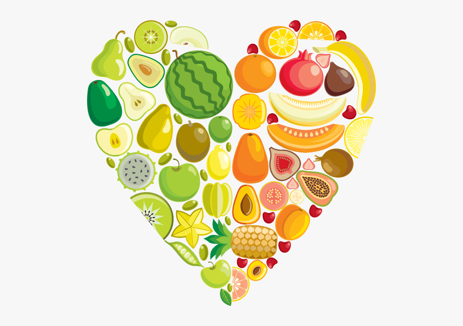 Heart fruit. Fruits png free cliparts