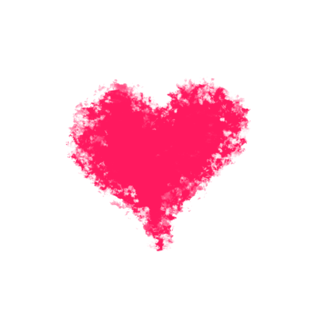 Heart icon png transparent. Background pink real and