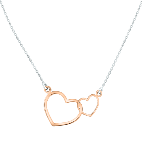 Choker drawing heart. Necklace image png free