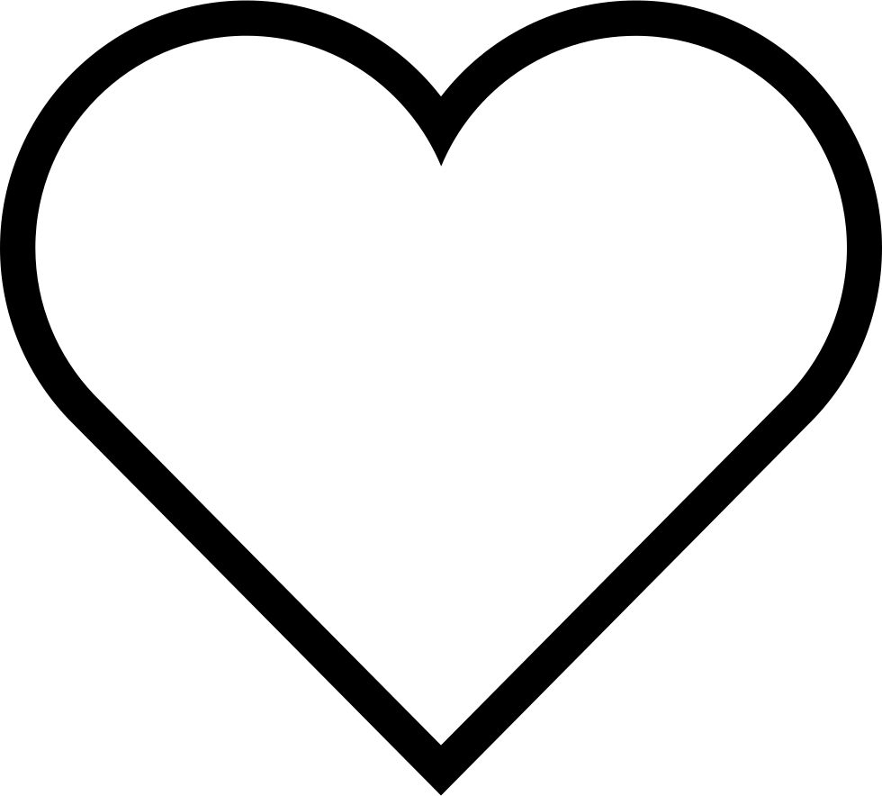 Ios outline png icon. And svg heart picture freeuse stock