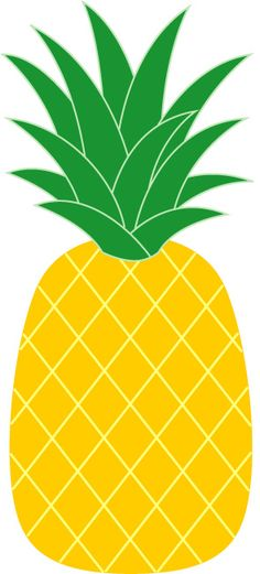 Heart pineapple. Ideas about clipart