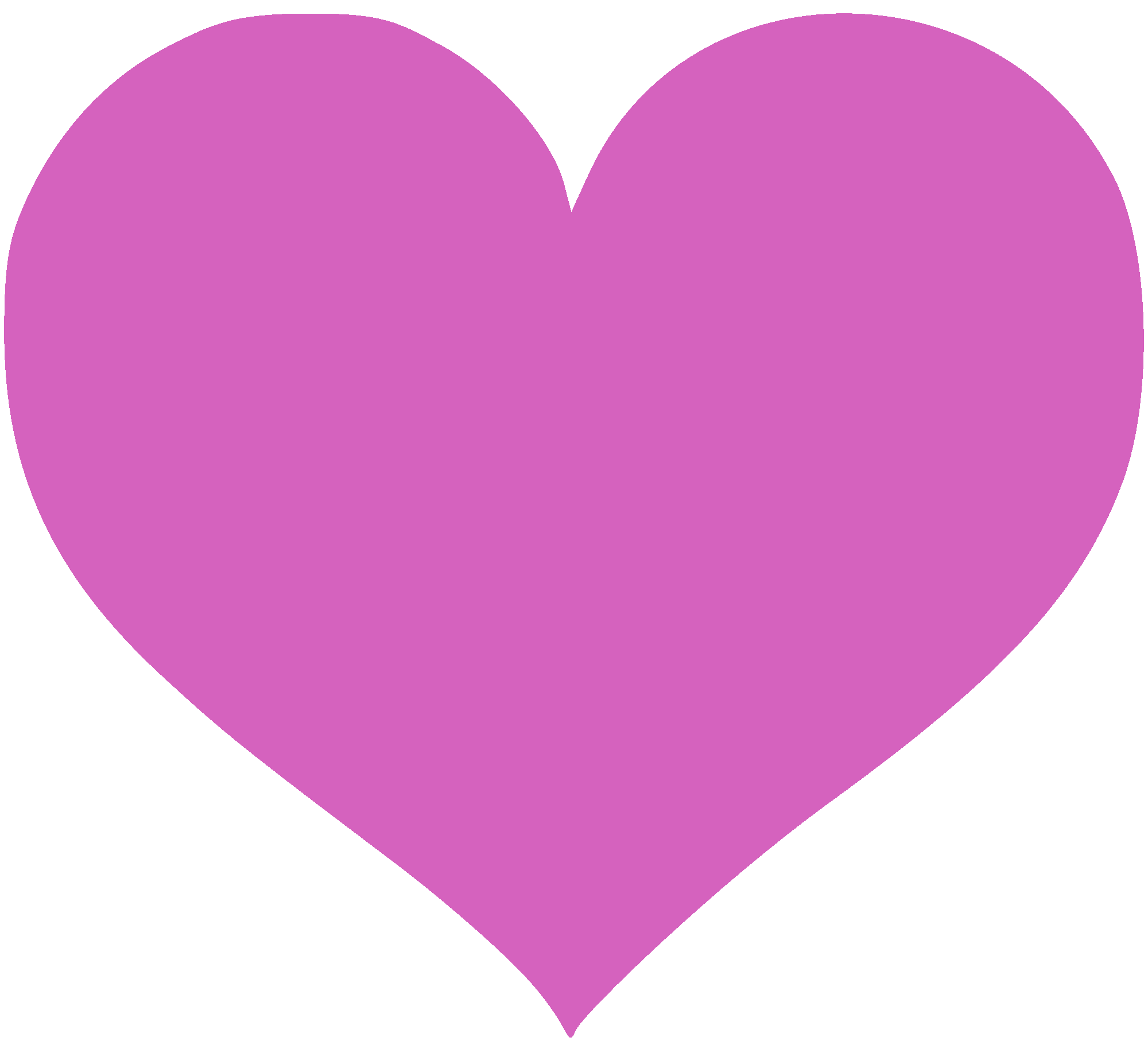 Pose heartpng. Heart png image