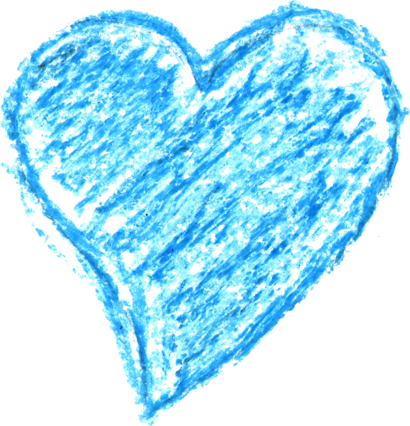 Heart, png crayon. Heart drawing transparent