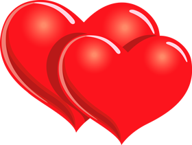 Heart png format. Hd transparent background